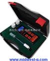 便携式高精度酸度计/手持PH计/ORP/℃ -型号:XB89PH-8414 (哈纳HI8424国内组装) 国产