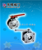 上海铝合金球阀-质量阀门-阀门选型-东格阀门