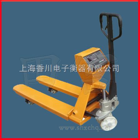 DCS-XC-F 电子叉车秤