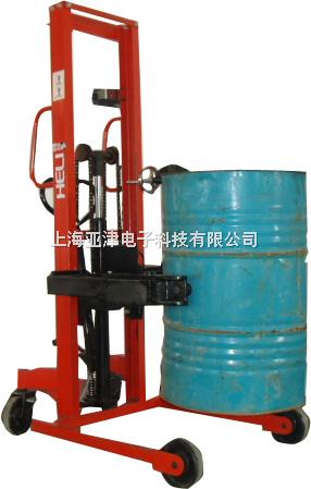 辽宁省油桶秤,抱式倒桶电子磅N