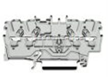 万可(WAGO)双层接线端子2010系列 2010-1202