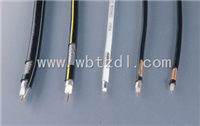 SYV  实心聚乙烯绝缘同轴射频电缆规格射频同轴电缆价格