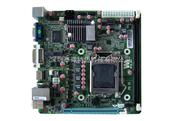 H61工控主板 2串口 异步双显工控主板 GPIO工业储存嵌入式主板