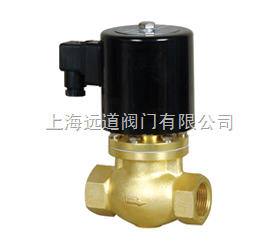 ZQDF-40电磁阀 螺纹内牙黄铜蒸汽电磁阀