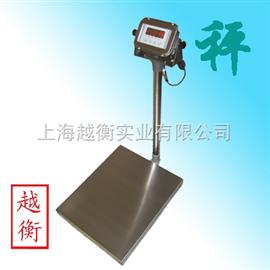 SCS不锈钢上海台秤厂家,不锈钢平台磅批发