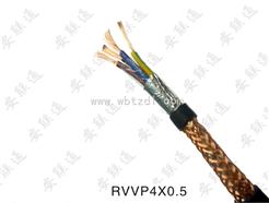 RVVP2*1.0聚氯乙烯屏蔽电缆