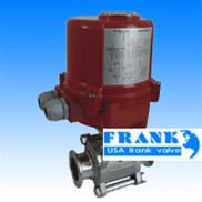 进口电动快装式球阀原理/参数/规范/价格