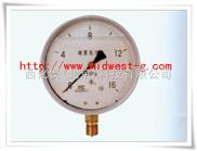 YN-100Z-B       库号:M333995-不锈钢耐震压力表