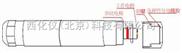 无膜余氯传感器/余氯电极(国产) 型号:XU60-HL01/02