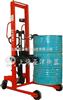 SCS手动倒桶磅.500kg油桶堆高车电子秤,油桶车秤价格